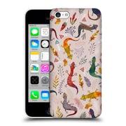 Official Oilikki Animal Patterns Light Salamander Hard Back Case For Apple Iphone 5C