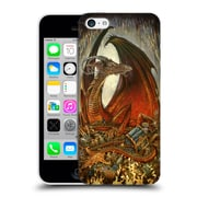 Official Myles Pinkney Art Treasure Dragon Hard Back Case For Apple Iphone 5C