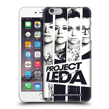 Official Orphan Black Project Leda Four Portraits Hard Back Case For Apple Iphone 6 Plus / 6S Plus