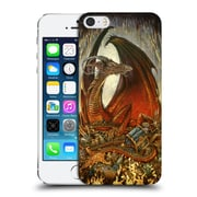 Official Myles Pinkney Art Treasure Dragon Hard Back Case For Apple Iphone 5 / 5S / Se