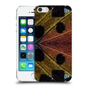 Official Elena Kulikova Plumes Madagascan Sunset Moth Iridescence Hard Back Case For Apple Iphone 5 / 5S / Se