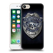 Official Aerosmith Logos Bad Boys Of Boston Hard Back Case For Apple Iphone 7