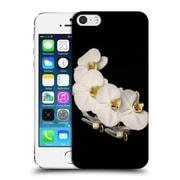 Official Elena Kulikova Orchids White 2 Hard Back Case For Apple Iphone 5 / 5S / Se