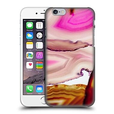 Official Elena Kulikova Agates Pink Hard Back Case For Apple Iphone 6 / 6S