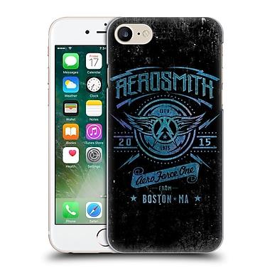 Official Aerosmith Logos Aero Force One 1 Hard Back Case For Apple Iphone 7