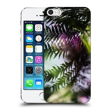 Official Elena Kulikova Radiant Ferns Hard Back Case For Apple Iphone 5 / 5S / Se
