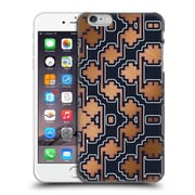 Official Magdalena Hristova Ornaments Ethno Gold Hard Back Case For Apple Iphone 6 Plus / 6S Plus