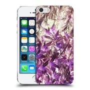 Official Magdalena Hristova Secret Garden Purple Hard Back Case For Apple Iphone 5 / 5S / Se