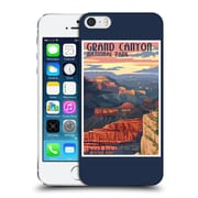 Official Lantern Press National Park Grand Canyon Hard Back Case For Apple Iphone 5 / 5S / Se