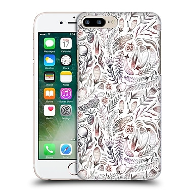 Official Oilikki Patterns Veggies And Flowers Hard Back Case For Apple Iphone 7 Plus