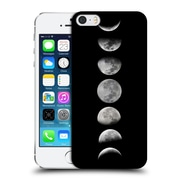 Official Efty Space Phases Of The Moon Hard Back Case For Apple Iphone 5 / 5S / Se