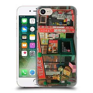 Official Eric Joyner Robo Shop The Connoisseurs Hard Back Case For Apple Iphone 7