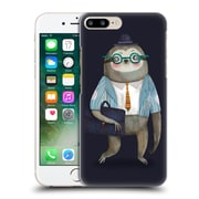 Official Oilikki Sloth Office Hard Back Case For Apple Iphone 7 Plus