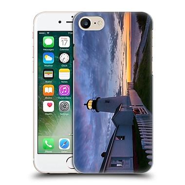Official Michael Blanchette Lighthouses Faithful Sentry Hard Back Case For Apple Iphone 7