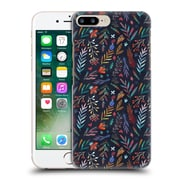 Official Oilikki Patterns Flowers Hard Back Case For Apple Iphone 7 Plus