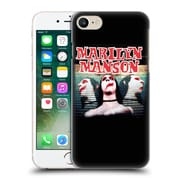 Official Marilyn Manson Key Art Sweet Dreams Hard Back Case For Apple Iphone 7