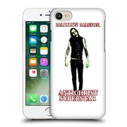Official Marilyn Manson Key Art Antichrist Superstar Hard Back Case For Apple Iphone 7