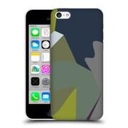 Official Magdalena Hristova Clean Lines Grey Hard Back Case For Apple Iphone 5C