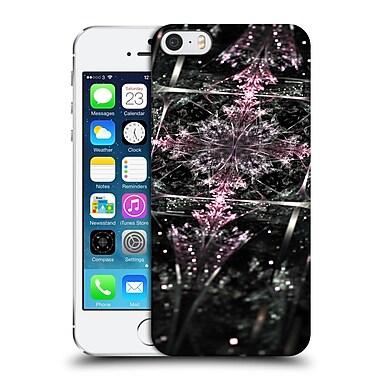 Official Eli Vokounova Fractal Art 2 Frozen Hard Back Case For Apple Iphone 5 / 5S / Se