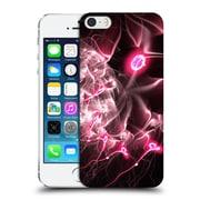 Official Eli Vokounova Fractal Art 2 Love Letters Hard Back Case For Apple Iphone 5 / 5S / Se