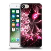 Official Eli Vokounova Fractal Art 2 Love Letters Hard Back Case For Apple Iphone 7