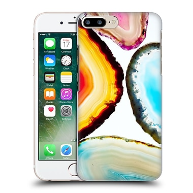 Official Elena Kulikova Agates Elements Of Earth Hard Back Case For Apple Iphone 7 Plus