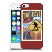 Official Lantern Press Man Cave Highway Hard Back Case For Apple Iphone 5 / 5S / Se