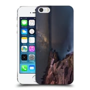 Official Michael Blanchette Night Sky Night Coast Hard Back Case For Apple Iphone 5 / 5S / Se