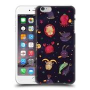 Official Oilikki Animal Patterns Zodiac Hard Back Case For Apple Iphone 6 Plus / 6S Plus