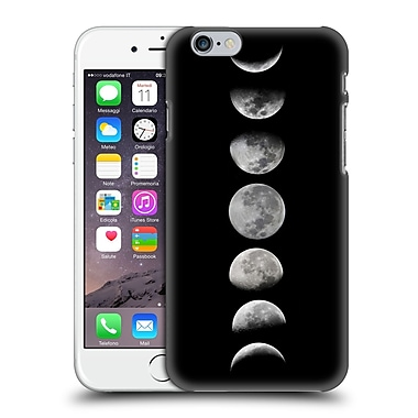 Official Efty Space Phases Of The Moon Hard Back Case For Apple Iphone 6 / 6S