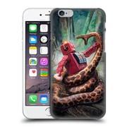 Official Eric Joyner Donuts Snakefight Hard Back Case For Apple Iphone 6 / 6S