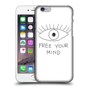 Official Efty Quotation Mind Hard Back Case For Apple Iphone 6 / 6S