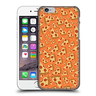 Official Efty Patterns Pizza Hard Back Case For Apple Iphone 6 / 6S