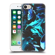 Official Djuno Tomsni Abstract Deep Blue Hard Back Case For Apple Iphone 7