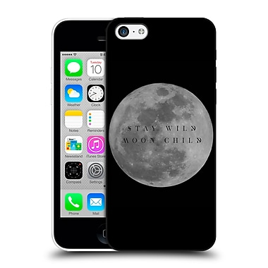 Official Efty Space Moon Child Hard Back Case For Apple Iphone 5C