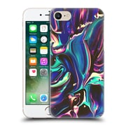 Official Djuno Tomsni Abstract Electric Relaxation Hard Back Case For Apple Iphone 7