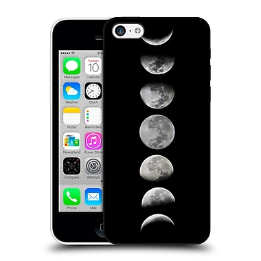 Official Efty Space Phases Of The Moon Hard Back Case For Apple Iphone 5C