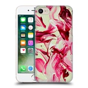 Official Djuno Tomsni Abstract Cherry Blossom Girl Hard Back Case For Apple Iphone 7