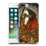 Official Myles Pinkney Art Treasure Dragon Hard Back Case For Apple Iphone 7 Plus