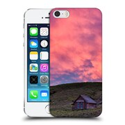 Official Michael Blanchette Rockies Farmhouse Glow Hard Back Case For Apple Iphone 5 / 5S / Se