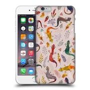 Official Oilikki Animal Patterns Light Salamander Hard Back Case For Apple Iphone 6 Plus / 6S Plus