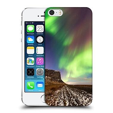 Official Michael Blanchette Night Sky Light Shower Hard Back Case For Apple Iphone 5 / 5S / Se