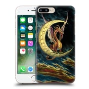 Official Myles Pinkney Art Moon Dragon Hard Back Case For Apple Iphone 7 Plus