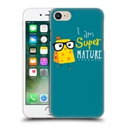 Official Dinomike Fun Illustrations Super Mature Hard Back Case For Apple Iphone 7