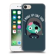 Official Dinomike Fun Illustrations I Woke Up Like This Hard Back Case For Apple Iphone 7