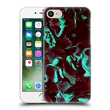 Official Djuno Tomsni Abstract Aquarius Hard Back Case For Apple Iphone 7