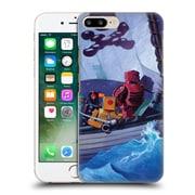 Official Eric Joyner Robo Pirates Hard Back Case For Apple Iphone 7 Plus