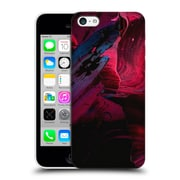 Official Djuno Tomsni Abstract High Low Hard Back Case For Apple Iphone 5C