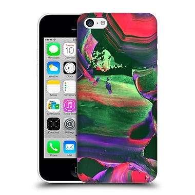 Official Djuno Tomsni Abstract Late Night Hard Back Case For Apple Iphone 5C