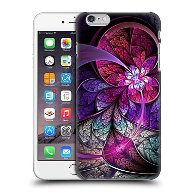 Official Eli Vokounova Fractal Art Fly Hard Back Case For Apple Iphone 6 Plus / 6S Plus